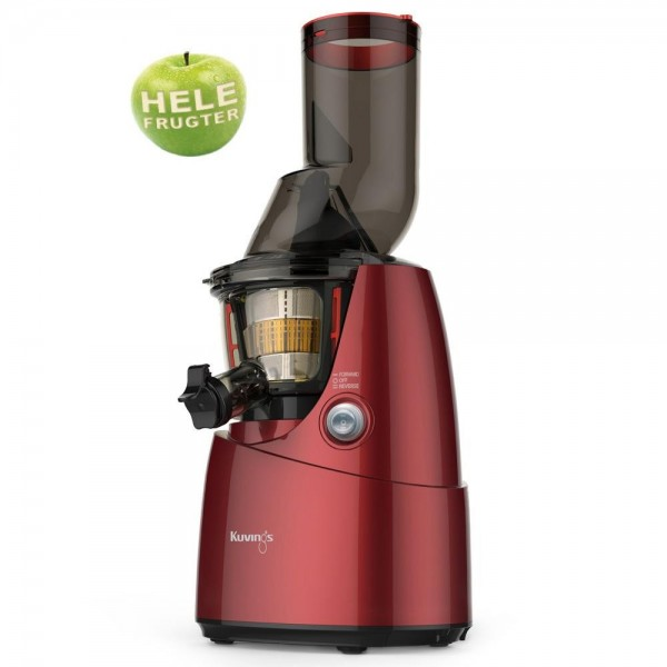Kuvings Whole Slow Juicer B6000 Recenze : DomoTech.dk
