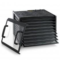 Excalibur Dehydrator, 9 bakker m/timer, sort/klar – pris 3495.00