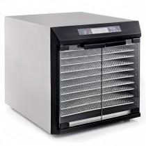 Excalibur 10-bakker Dehydrator EXC-10ELF, Rustfri stål – pris 7795.00