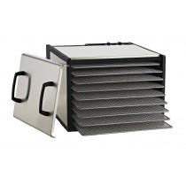 Excalibur Dehydrator, 9 bakker – Rustfri stål – pris 6195.00