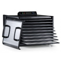 Excalibur Dehydrator, 9 bakker m/digital display