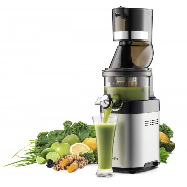 Slow Juicer Witt : Witt by Kuvings Chef CS610 - Professionel Slowjuicer