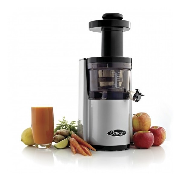 Hurom Slow Juicer Black Friday : Omega vSJ843 Slow Juicer, Fri Fragt ! Super saftpresser fra Omega Juicers
