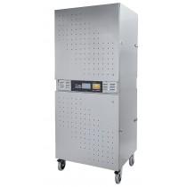 Excalibur Commercial Dehydrator, 2 Zoner – Rustfri stål fra Excalibur Dehydrators