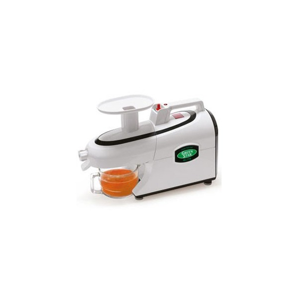 GreenStar Elite GSE-5000 - Klassisk twin-gear juicer kr. 5.495,-